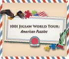 เกมส์ 1001 Jigsaw World Tour American Puzzle