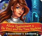 เกมส์ Alicia Quatermain 4: Da Vinci and the Time Machine Collector's Edition