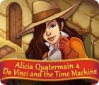 เกมส์ Alicia Quatermain 4: Da Vinci and the Time Machine