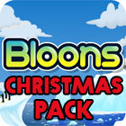 เกมส์ Bloons 2: Christmas Pack