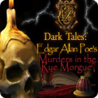 เกมส์ Dark Tales: Edgar Allan Poe`s Murders in the Rue Morgue Collector`s Edition