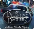 เกมส์ The Deceptive Daggers: Solitaire Murder Mystery