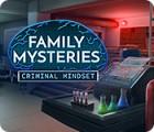เกมส์ Family Mysteries: Criminal Mindset