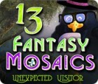 เกมส์ Fantasy Mosaics 13: Unexpected Visitor