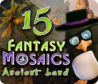 เกมส์ Fantasy Mosaics 15: Ancient Land