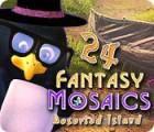 เกมส์ Fantasy Mosaics 24: Deserted Island