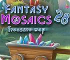 เกมส์ Fantasy Mosaics 28: Treasure Map
