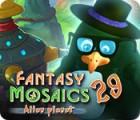 เกมส์ Fantasy Mosaics 29: Alien Planet