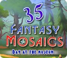 เกมส์ Fantasy Mosaics 35: Day at the Museum