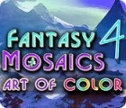 เกมส์ Fantasy Mosaics 4: Art of Color
