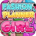 เกมส์ Fashion Planner Girl