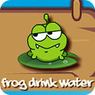 เกมส์ Frog Drink Water