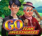 เกมส์ GO Team Investigates: Solitaire and Mahjong Mysteries