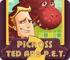 เกมส์ Griddlers: Ted and P.E.T. 2