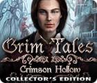 เกมส์ Grim Tales: Crimson Hollow Collector's Edition