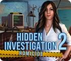 เกมส์ Hidden Investigation 2: Homicide