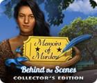 เกมส์ Memoirs of Murder: Behind the Scenes Collector's Edition