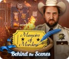 เกมส์ Memoirs of Murder: Behind the Scenes
