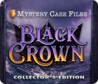 เกมส์ Mystery Case Files: Black Crown Collector's Edition