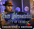 เกมส์ Noir Chronicles: City of Crime Collector's Edition