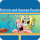 เกมส์ Patrick And Sponge Bob Jigsaw