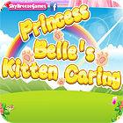 เกมส์ Princesse Belle Kitten Caring