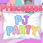 เกมส์ Princesses PJ's Party