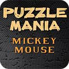 เกมส์ Puzzlemania. Mickey Mouse