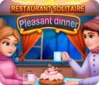 เกมส์ Restaurant Solitaire: Pleasant Dinner