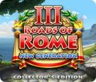 เกมส์ Roads of Rome: New Generation III Collector's Edition
