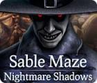 เกมส์ Sable Maze: Nightmare Shadows