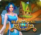เกมส์ Solitaire: Elemental Wizards