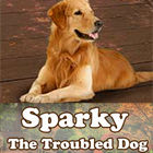 เกมส์ Sparky The Troubled Dog