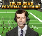 เกมส์ Touch Down Football Solitaire