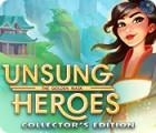 เกมส์ Unsung Heroes: The Golden Mask Collector's Edition