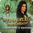เกมส์ Web of Deceit: Black Widow Collector's Edition