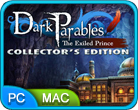 Dark Parables: The Exiled Prince Collector's Edition เกมส์ที่เป็นที่ชื่นชอบ