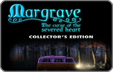 Margrave: The Curse of the Severed Heart Collector's Edition เกมส์พรีเมียม