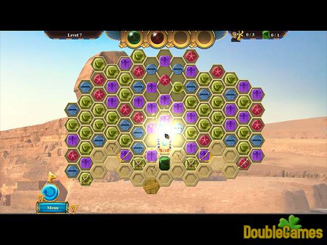 Free Download Ancient Wonders: Pharaoh's Tomb Screenshot 1