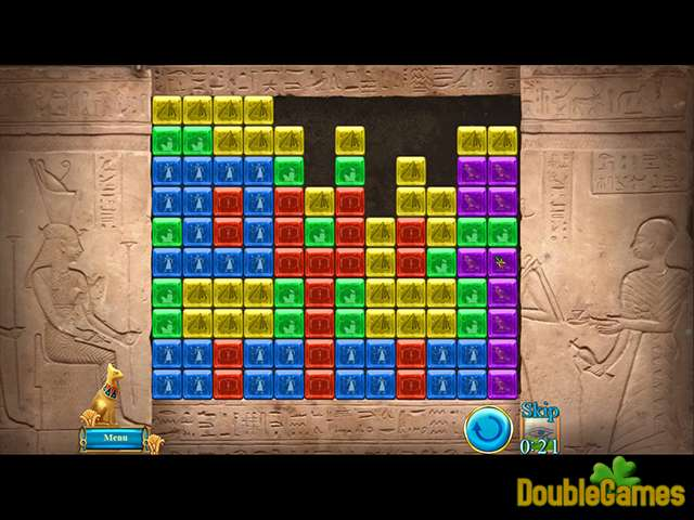 Free Download Ancient Wonders: Pharaoh's Tomb Screenshot 3