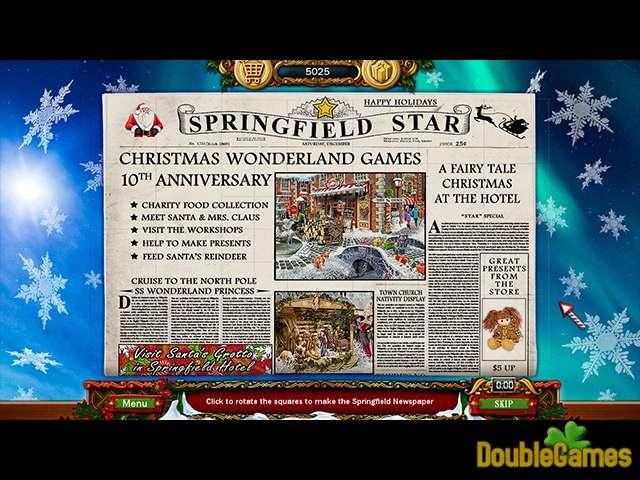 Christmas Wonderland 10 Collector's