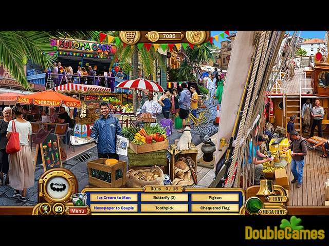 Free Download Vacation Adventures: Cruise Director 7 Collector's Edition Screenshot 3